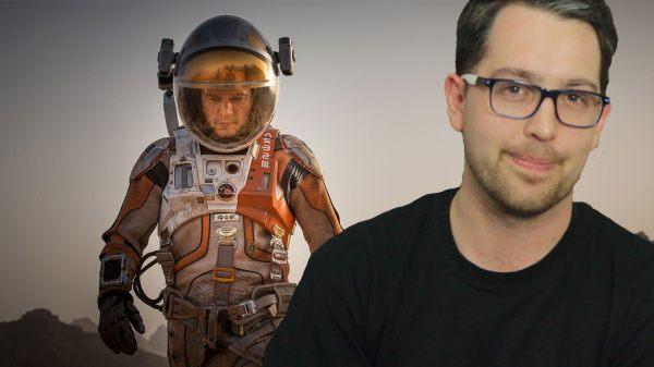 mitch movie news geek nerd australia funny martian review hardy