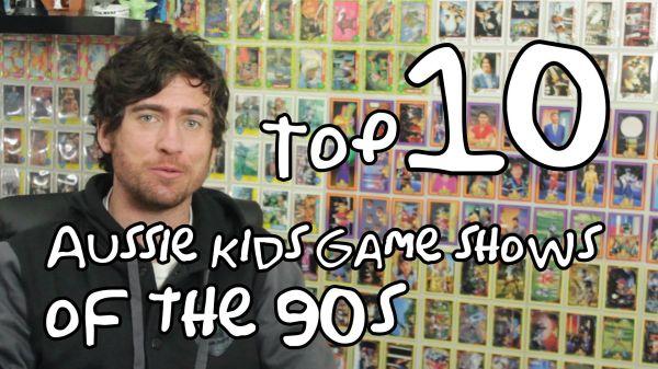 top 10 aussie kids game shows