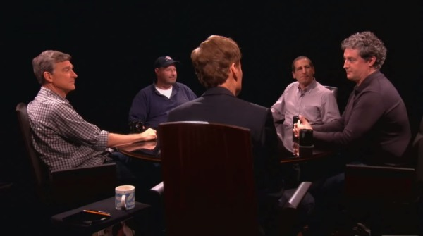 conan obrien simpsons interview