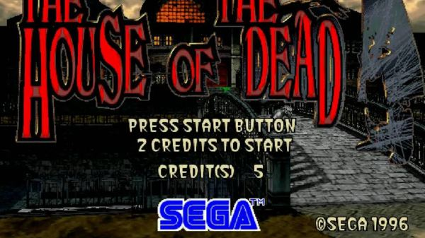 house of the dead best zombie game